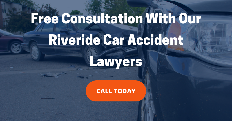 free consultation with our riverside car accident lawyers
