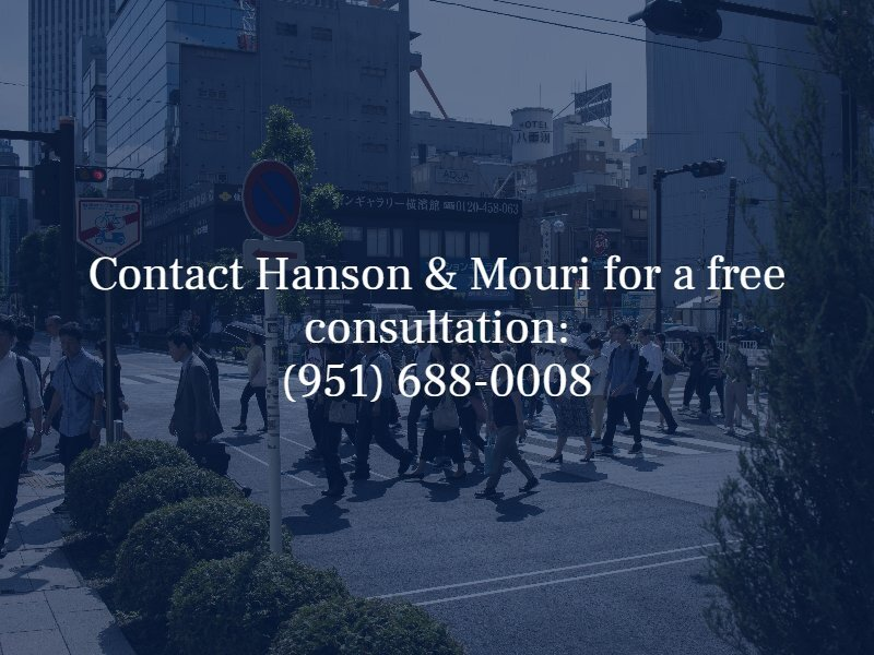 contact riverside pedestrian accident lawyers